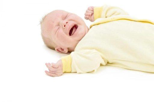 Baby last van Darmkrampjes?