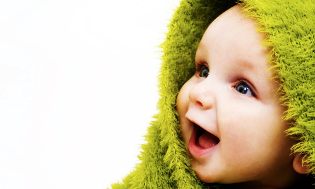 Baby's met oudere moeders zijn gezonder?