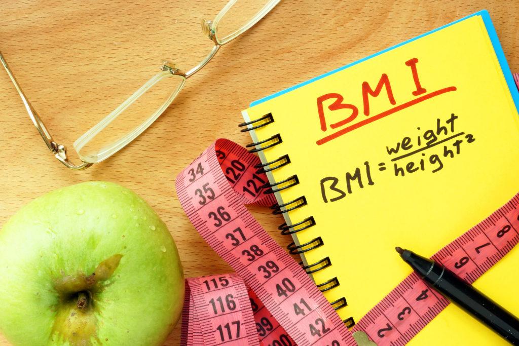 Bereken je BMI?