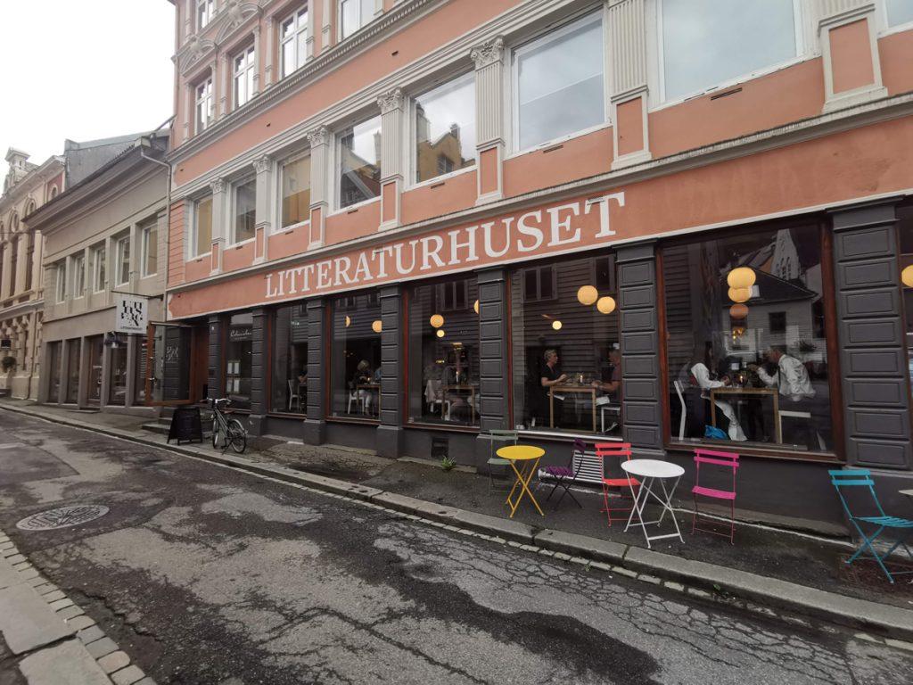 Bergen - Colonialen Litteraturhuset