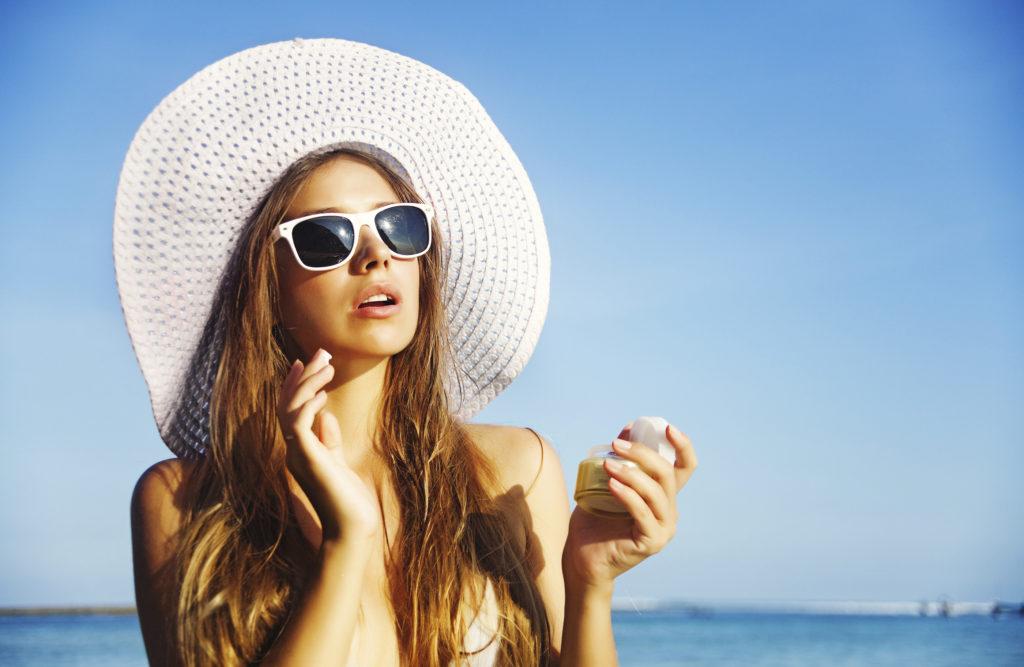 Bescherm ook je haar tegen de zon