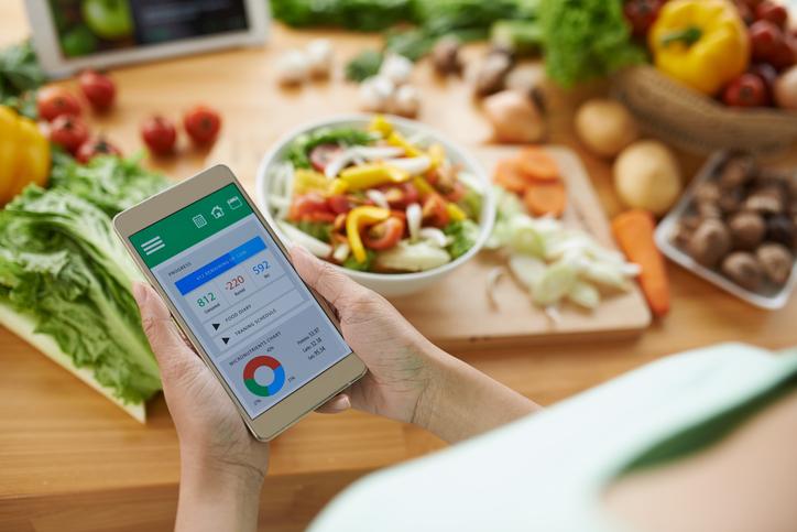 De beste apps om je calorieën te tellen