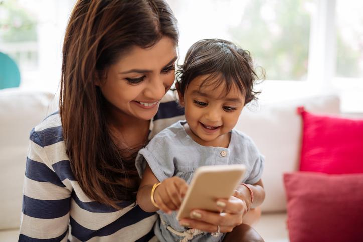 De beste apps voor baby's