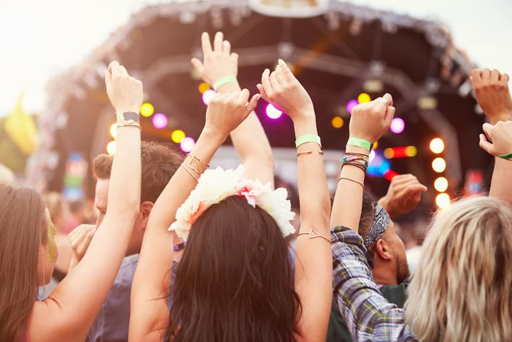 De beste tips om hygiënisch het festival door te komen
