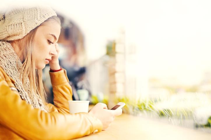 Bewezen: Door sociale media zijn er meer eenzame mensen