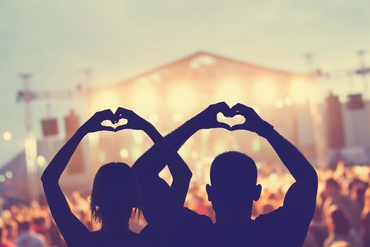 Bewezen: festivals zijn ook goed voor de gezondheid