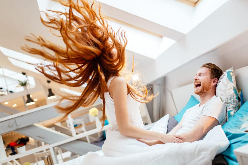 Bewezen: geluk en liefde zit niet altijd in aantrekkelijkheid