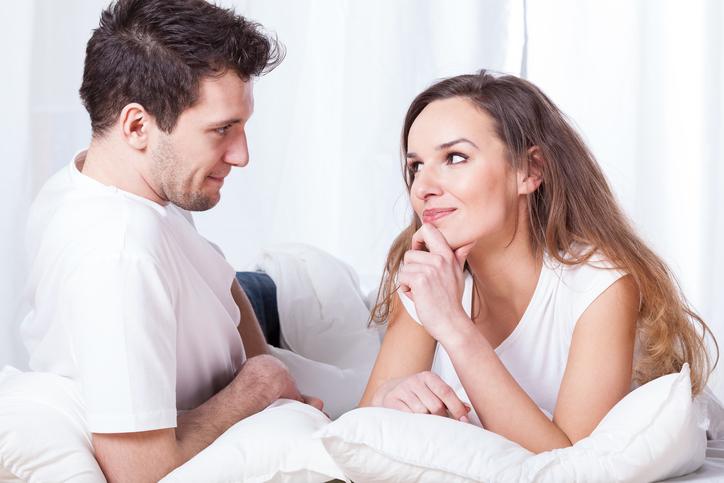 Bewezen: praten over seks maakt mannen gelukkiger