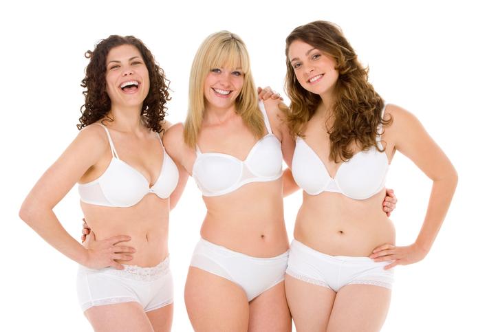 Bewezen: vrouwen met rondingen zijn beter in bed