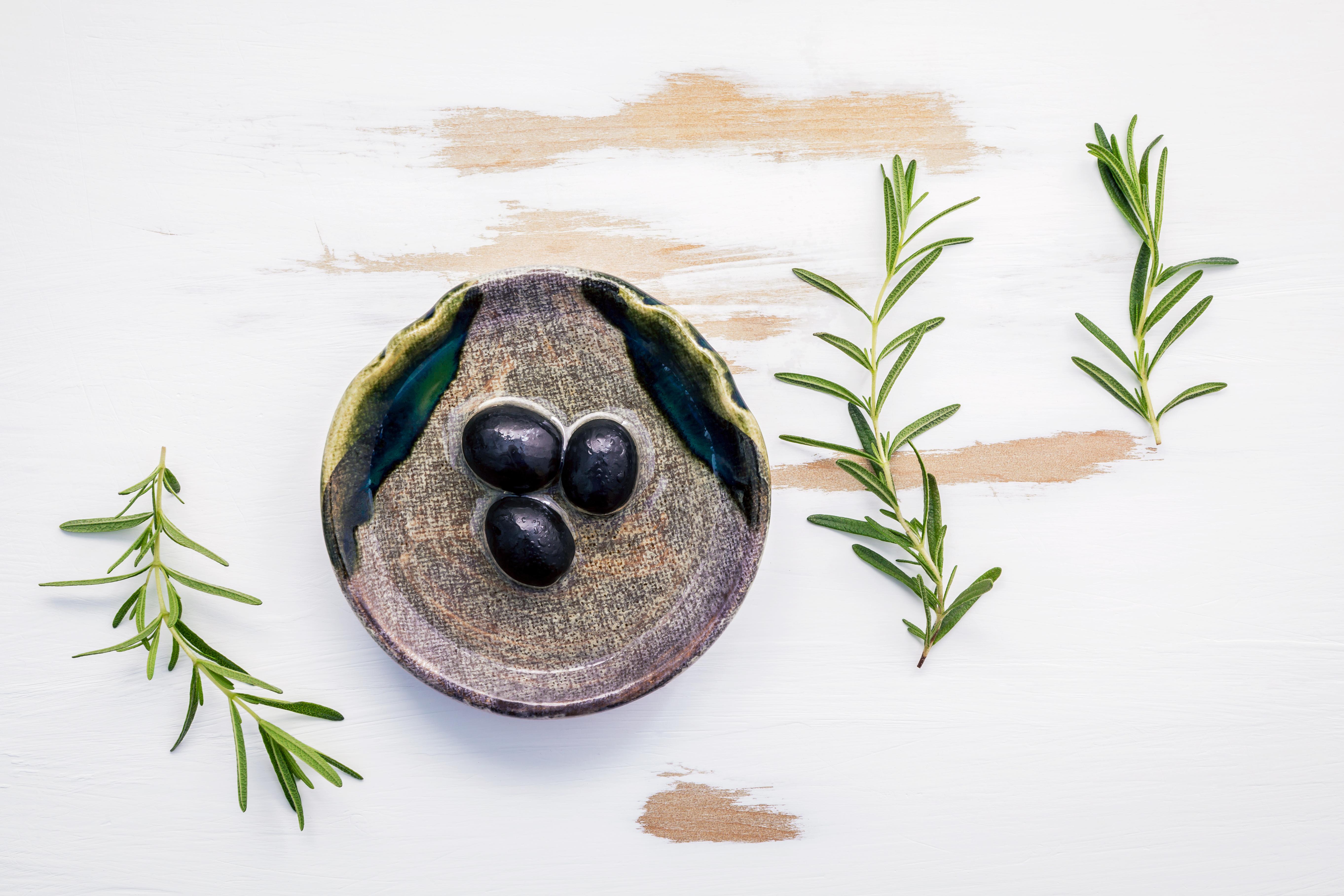 La levure rouge de riz et l'extrait d'olive contribuent à réduire le risque de maladie cardio-vasculaire