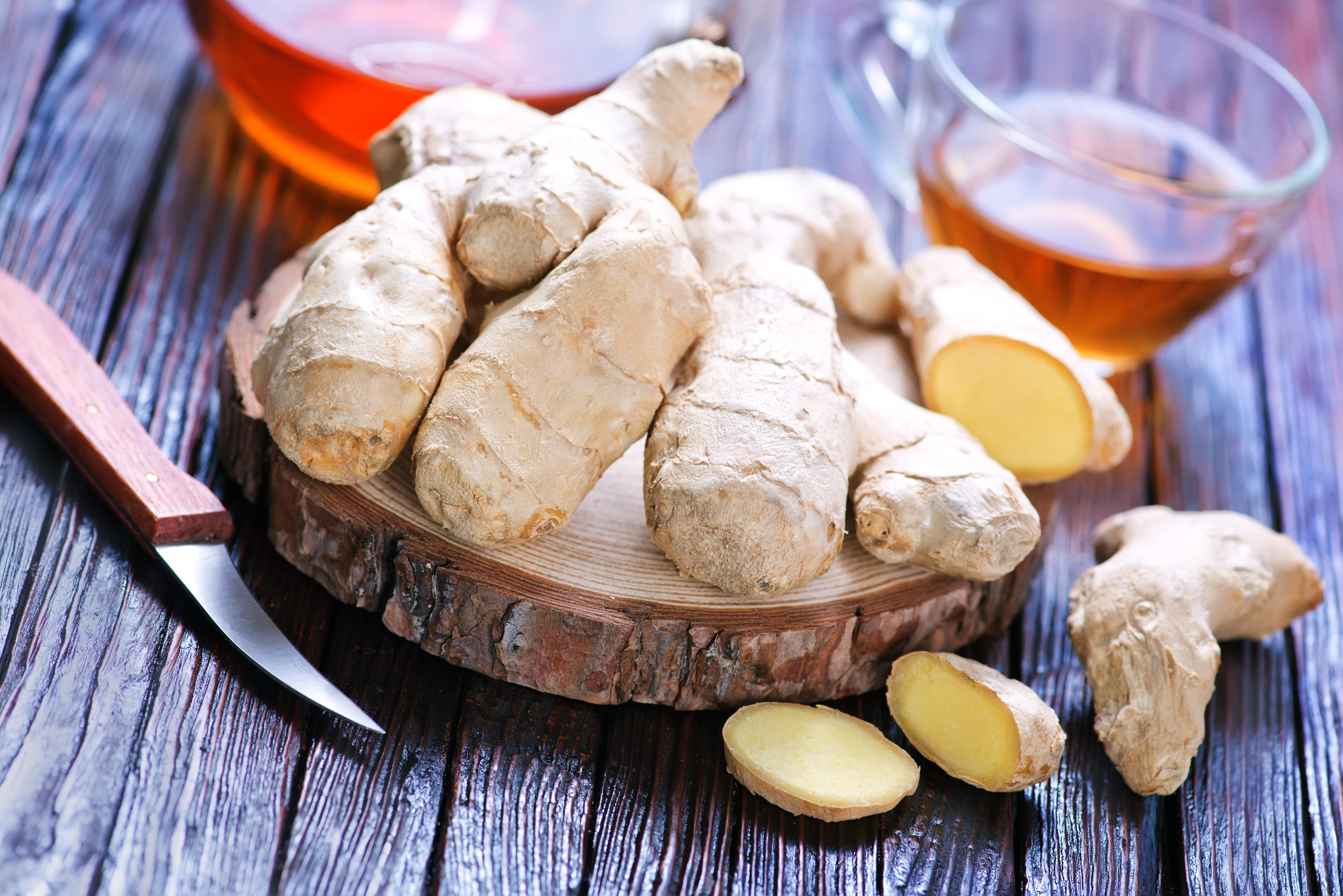 Le gingembre : le remède idéal contre la nausée