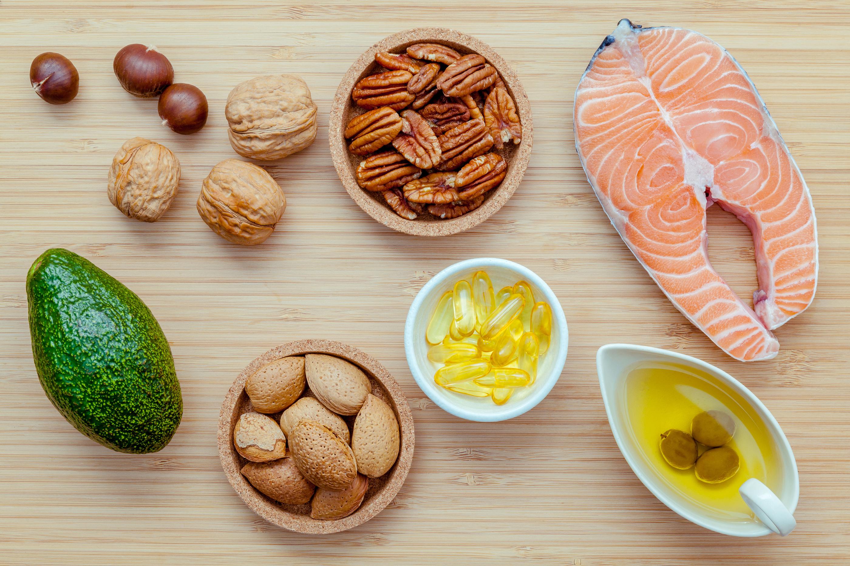 Que sont les acides gras oméga-3
