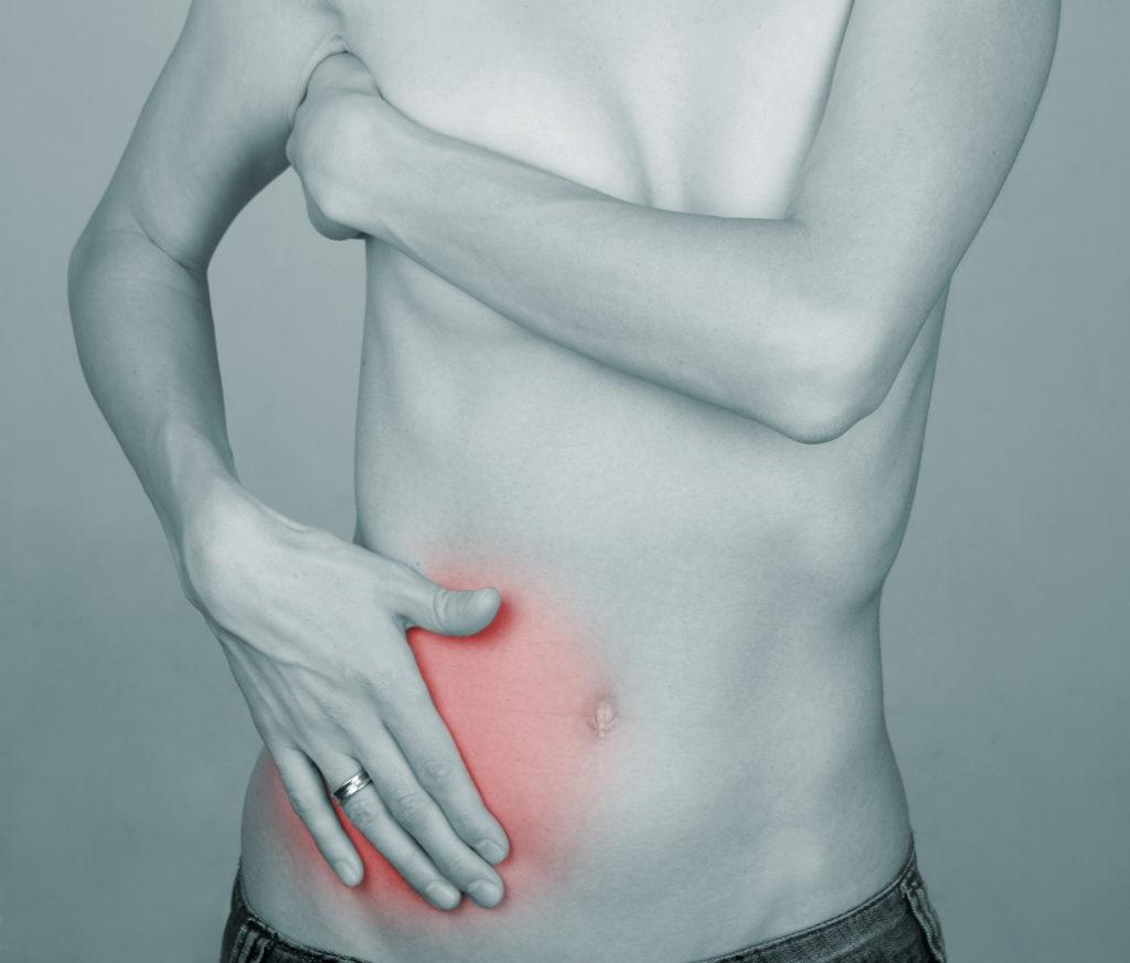 Blindedarmontsteking symptomen
