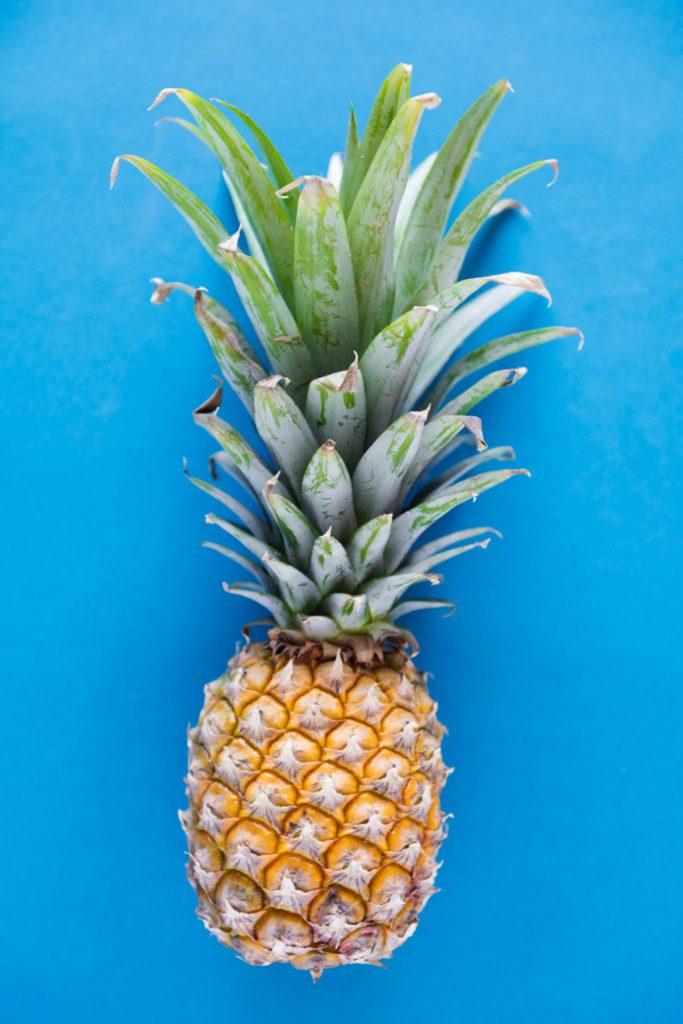 Gezond & Mooi dankzij ananas