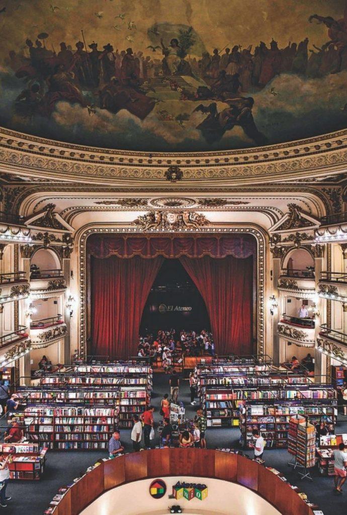 El Ateneo Grand Splendid (Buenos Aires, Argentinië)