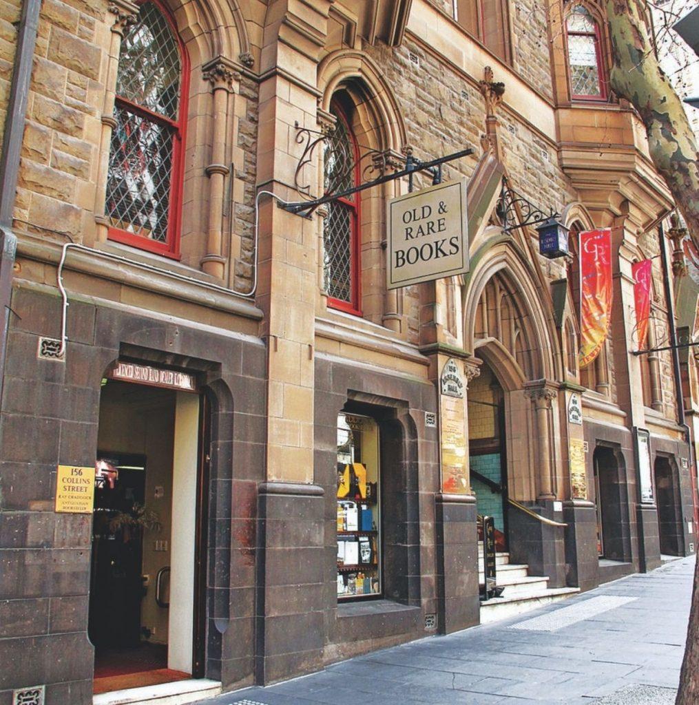 Kay Craddock Antiquarian Bookseller (Melbourne, Australië)