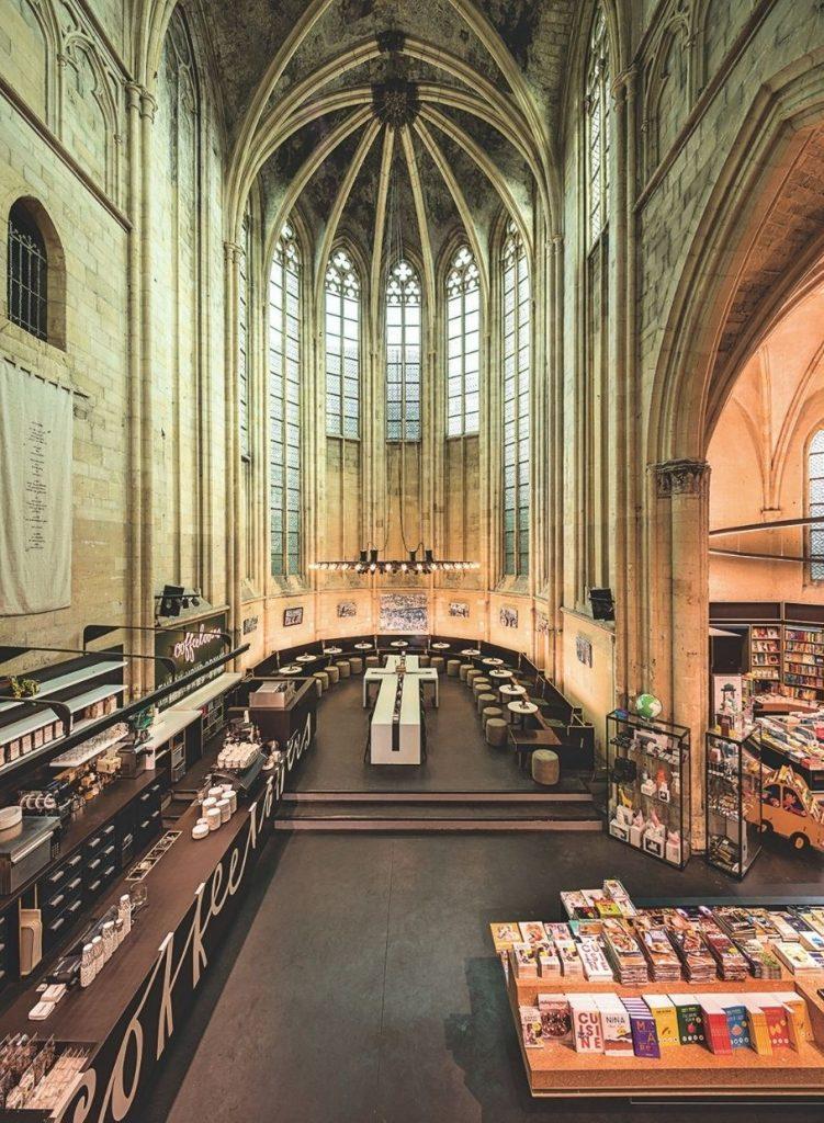Boekhandel Dominicanen (Maastricht, Nederland)