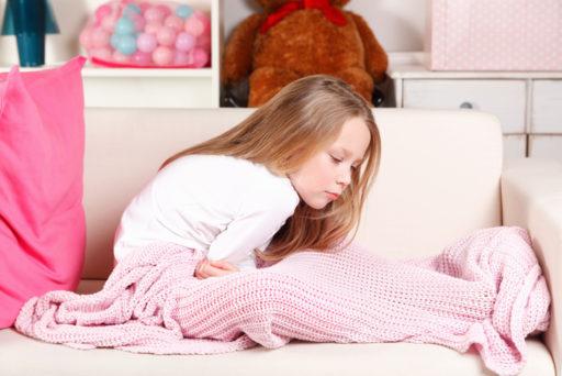 Buikpijn bij kinderen