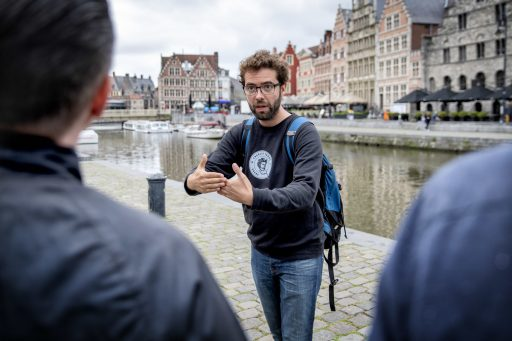 Charlie Tours: Gent anders bekeken