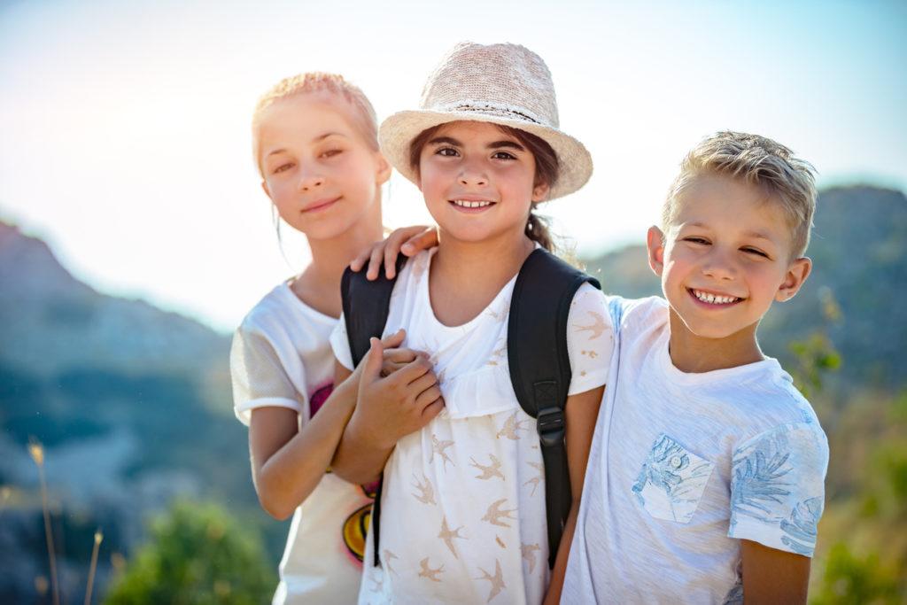 De checklist voor als je kind (de eerste keer) op kamp vertrekt