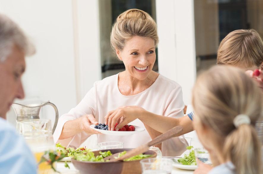 Actief ouder worden: Voedingstips