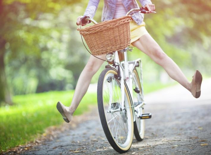 Combien de calories je brûle quand je fais du vélo ?
