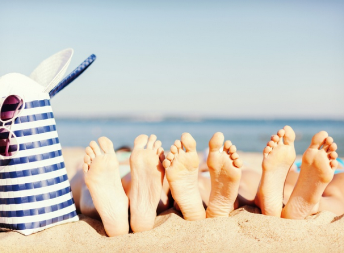 Combien de temps pouvez-vous rester sans risque au soleil ?