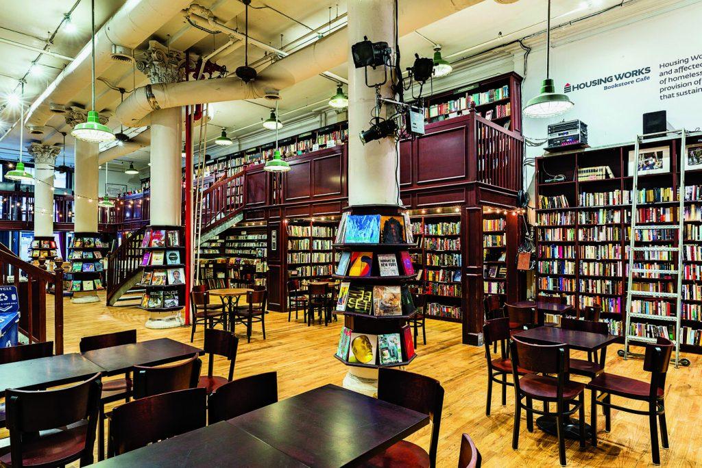 Housing Works Bookstore Cafe & Bar (New York, VS)
