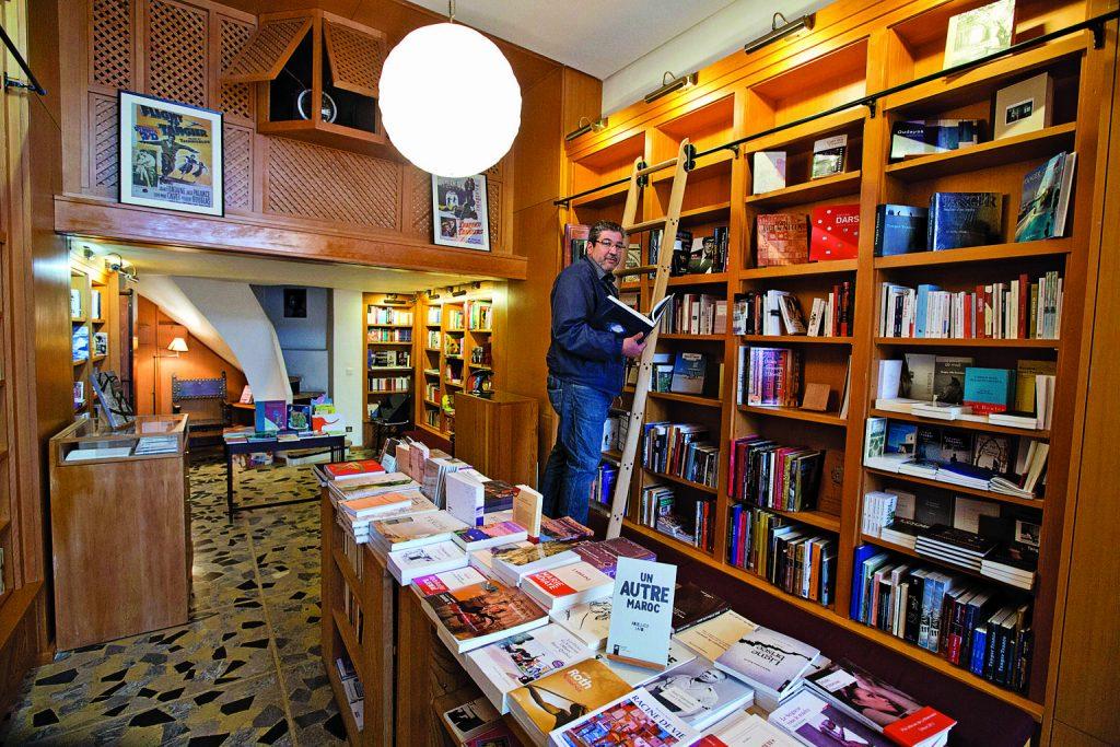 Librairie des Colonnes (Marokko)
