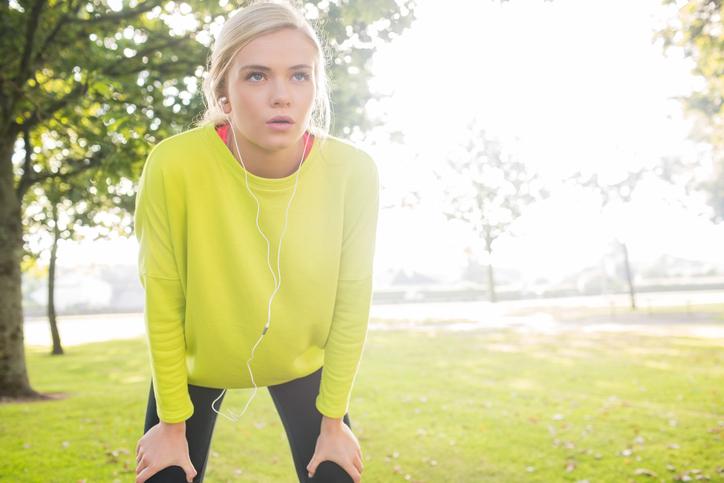 Daarom is de juiste ademhaling belangrijk tijdens het sporten