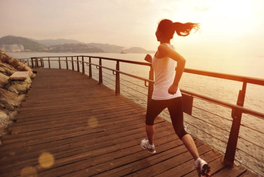Daarom moet je (meer) hardlopen