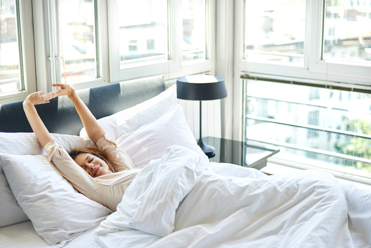 Daarom slaap je altijd beter in je eigen bed
