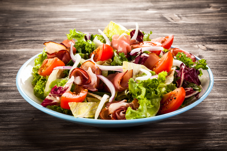 Detox kuur met Salade
