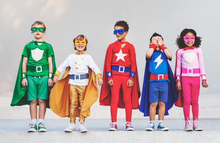 Deze 5 superkrachten wil iedereen wel hebben!