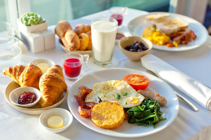 Deze dingen mag je niet vergeten als je ontbijt