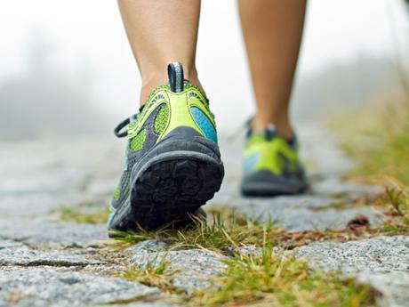 Dit doet een wandeling van 30 minuten met je lichaam