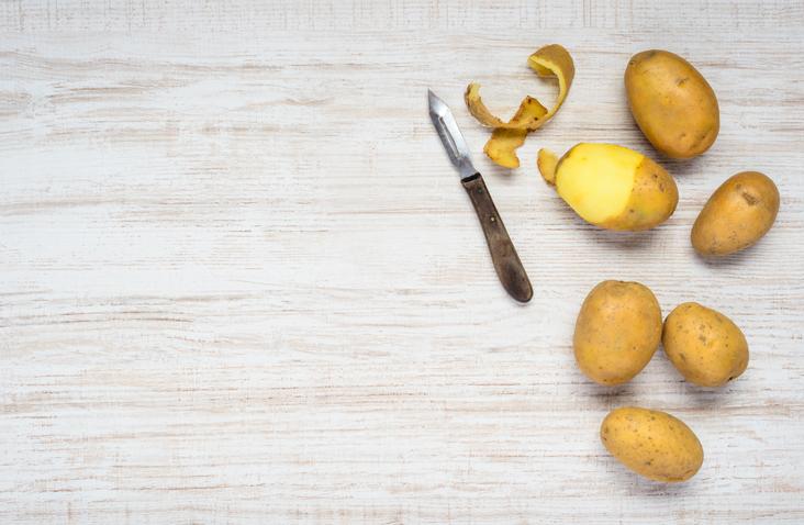 Dit gebeurt er met je lichaam als je 100 dagen alleen maar aardappelen eet
