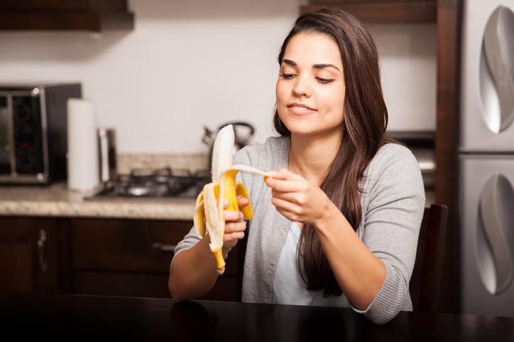 Dit gebeurt er met je lichaam als je 2 bananen per dag eet