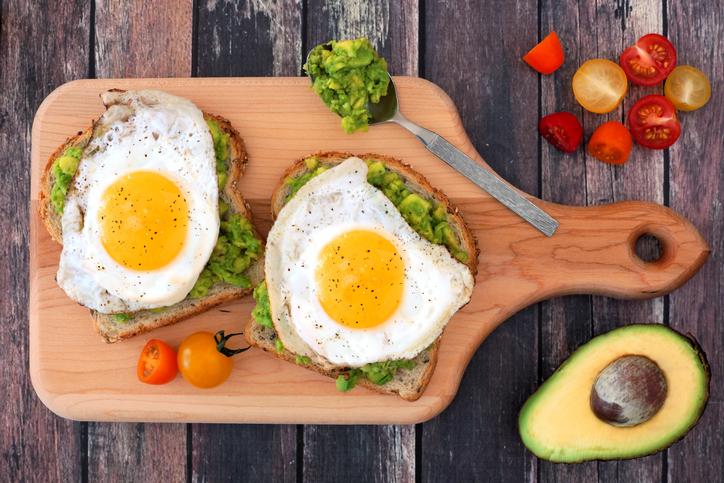 Dit gebeurt er met je lichaam als je vaak eieren eet
