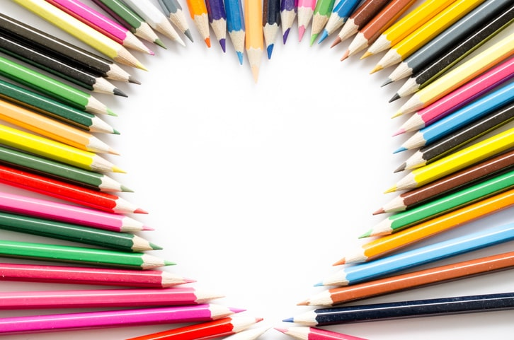 Dit zegt je lievelingskleur over je relatie