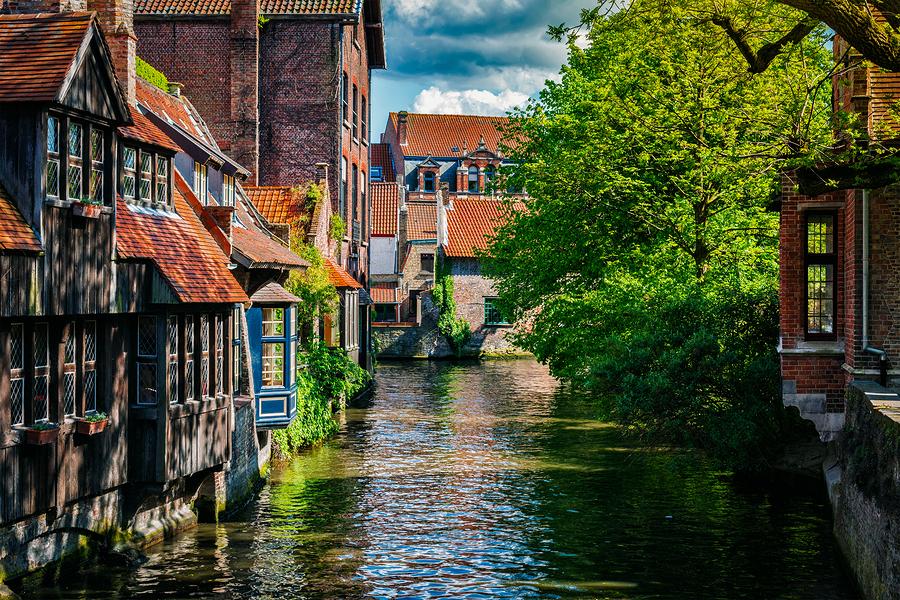Dit zijn de 7 meest romantische plekjes in Brugge!