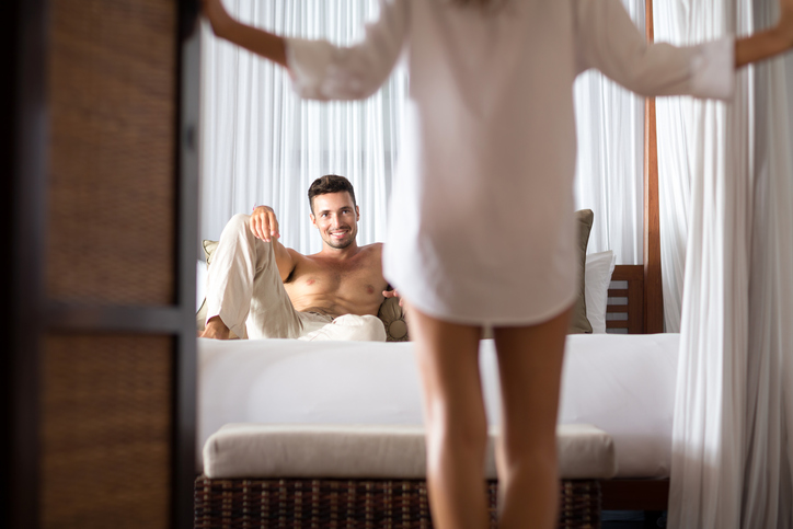 Dit zijn de beste seksstandjes voor vrouwen