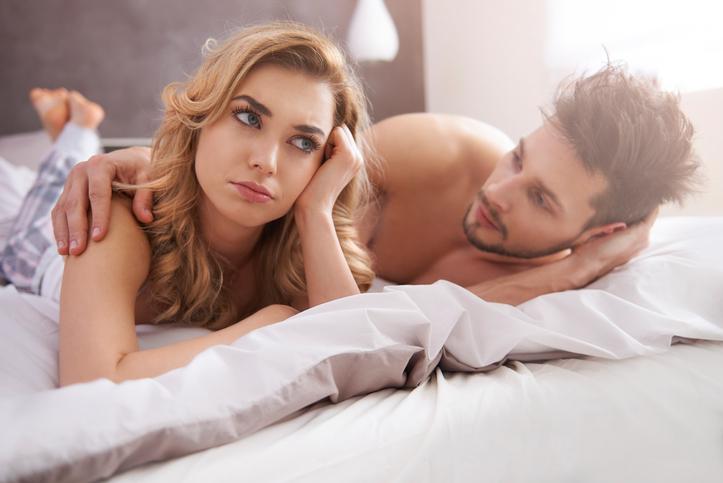 Dit zijn de grootste seks afknappers