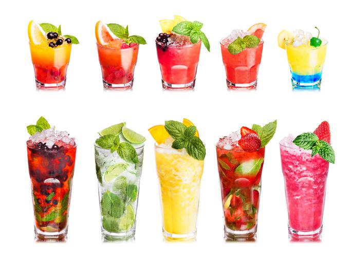 Dit zijn de lekkerste alcoholvrije cocktails (mocktails)