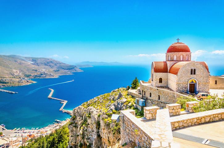 Dit zijn de mooiste Griekse eilanden