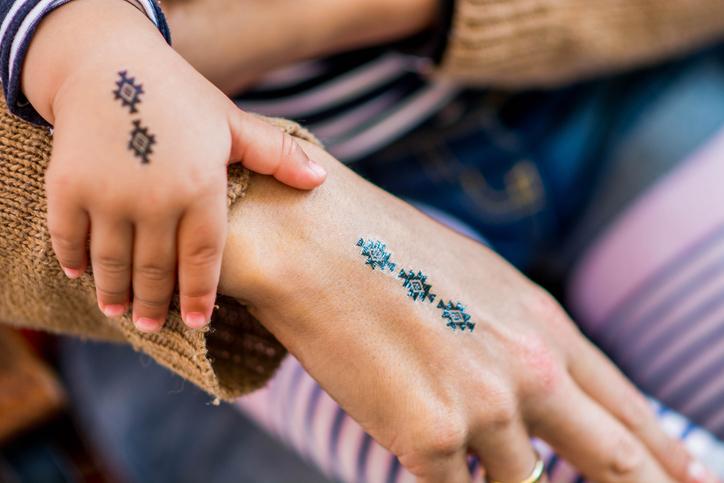 Dit zijn de pijnlijkste plekken om een tattoo te laten zetten