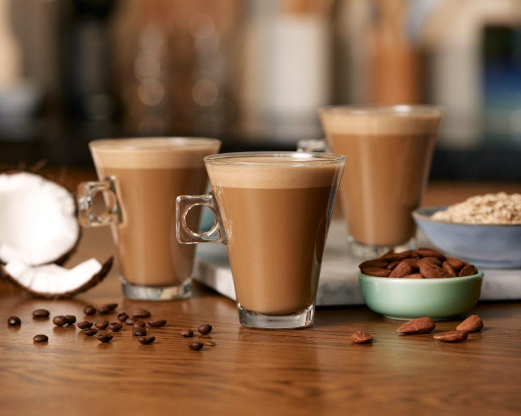 Vangst van de dag: vegan en lactosevrije koffie van Nescafé Dolce Gusto