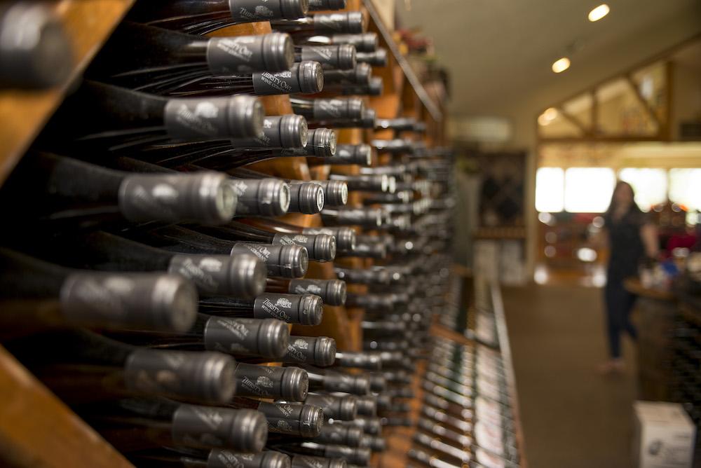 Wijn uit de Finger Lakes