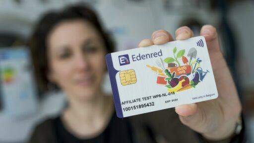 Vanaf september gedaan met niet-voedingswaren betalen met maaltijdcheques