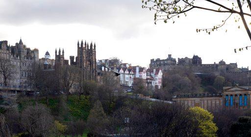 Edinburgh: een spannende mix tussen oud en nieuw